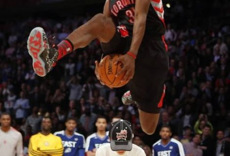A Look At Some NBA 2K15 Dunks