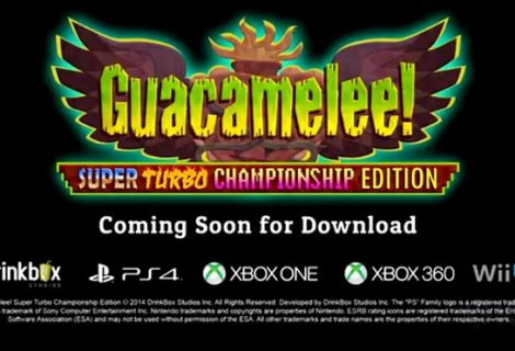 Guacamelee! Super Turbo Championship Edition Coming To Various Consoles