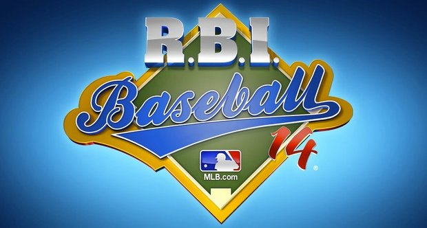 R.B.I. Baseball 14 Batting To Stores In April
