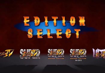 Ultra Street Fighter IV Includes Select Edition Mode