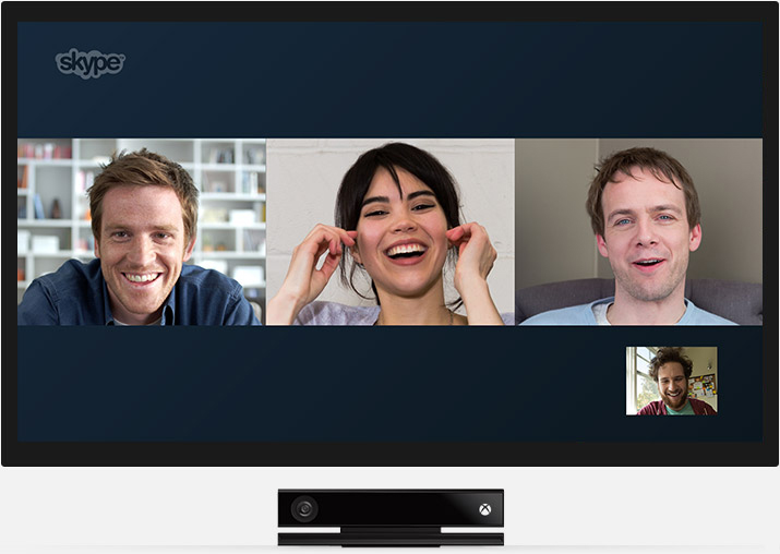 Xbox One On Skype Has Been Improved