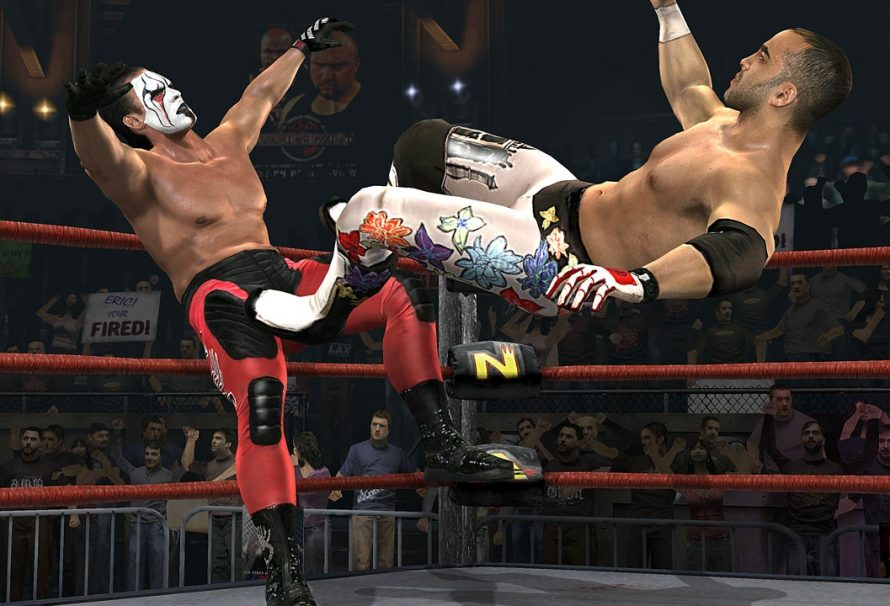 TNA Wrestling Still Thinking Of Making A New Game