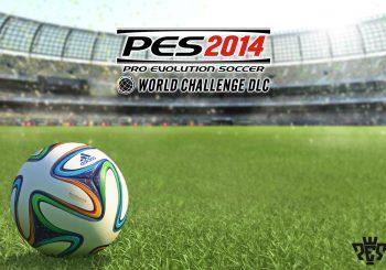 Konami Announces New Pro Evolution Soccer 2014 World Challenge DLC