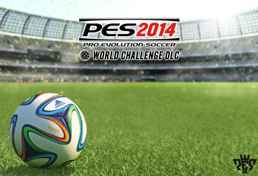 Konami Announces New Pro Evolution Soccer 2014 World Challenge DLC