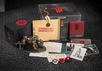 Wolfenstein: The New Order Panzerhund Edition Includes No Game