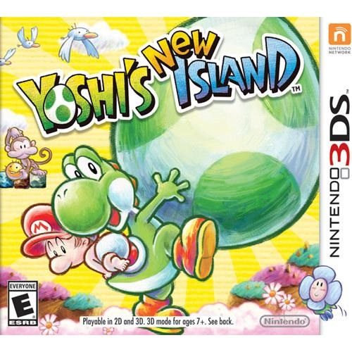 EB Games Accidentally Overcharges For Yoshi's New Island