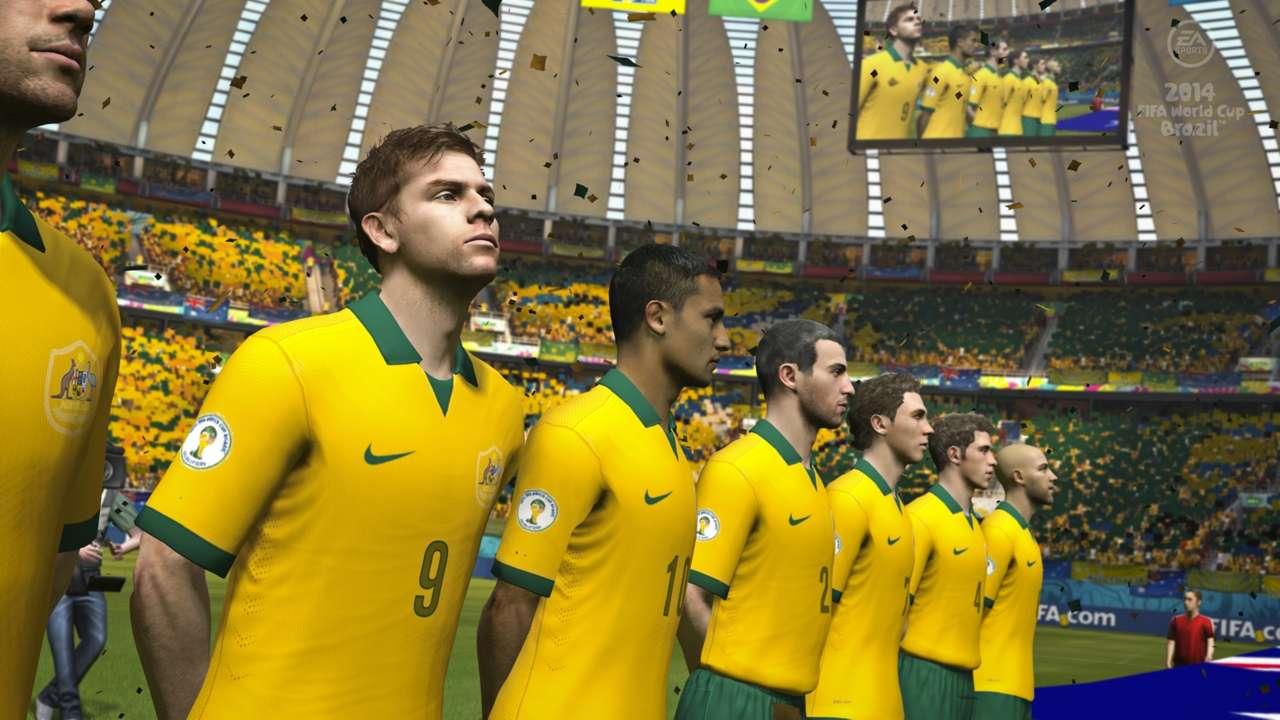 Xbox Games Store - EA SPORTS™ 2014 FIFA World Cup Brazil™