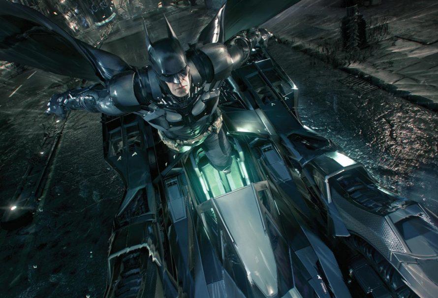 Batman: Arkham Knight Now Gliding In 2015
