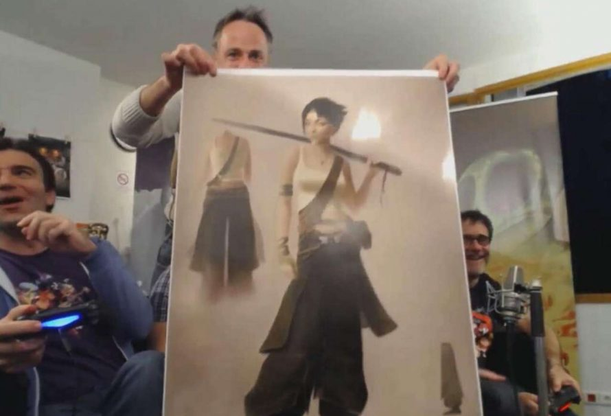 Jade Has New Look In Beyond Good and Evil 2
