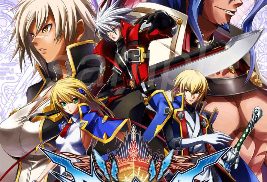 BlazBlue: Chrono Phantasma Review