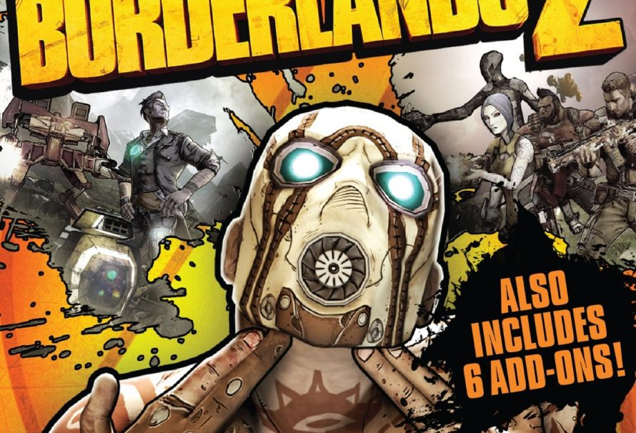 Rumor: Borderlands 2 Launching on Vita May 13th