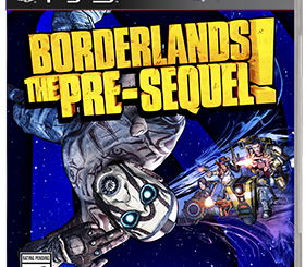Borderlands Pre-Sequel Gets Boxart & Screens