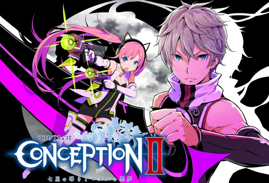 Conception II Out Now With Free DLC Plus Europe Release Scheduled