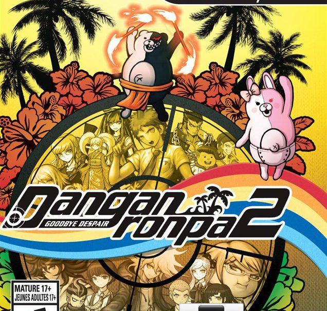 Danganronpa 2 Receives US Boxart