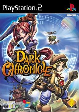 "Sony Registers ""Dark Chronicle"" Trademark"