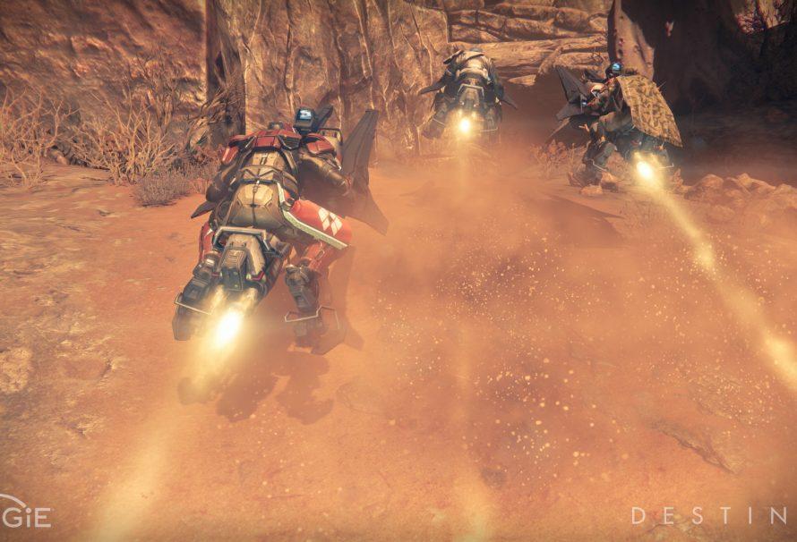 Bungie Releases New Destiny Screenshots