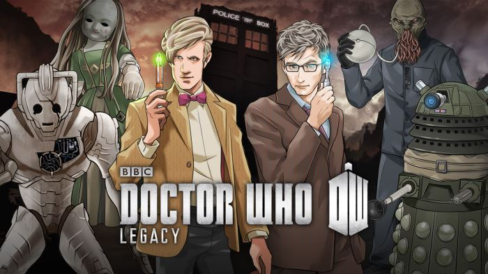 Doctor Who: Legacy Adds The Master Into The Mix In Major Update