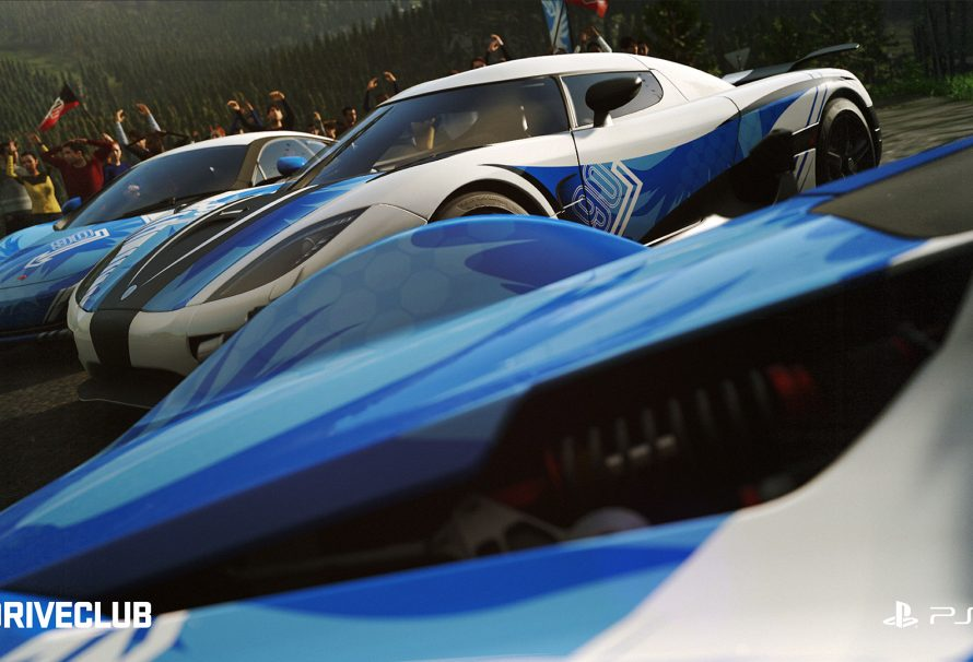 Driveclub To Include Voluntary Microtransactions