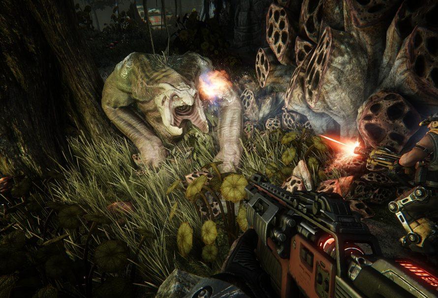 Evolve Big Alpha on PS4 postponed indefinitely