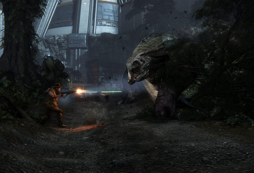 Evolve Unleashes New Screenshots