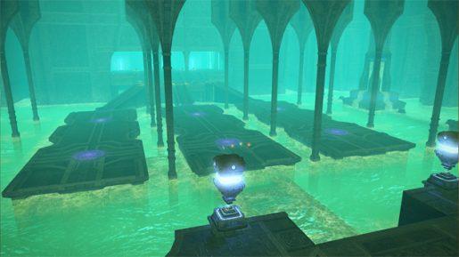 Final Fantasy XIV Crystal Tower