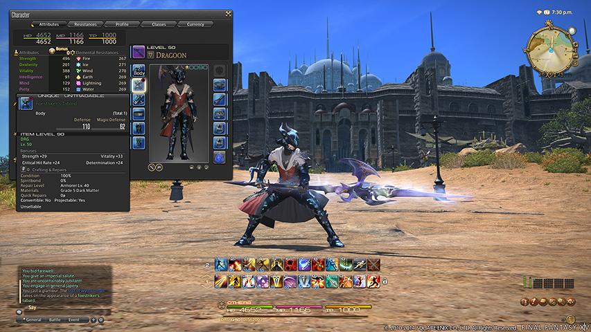 Final Fantasy XIV Online Starter Edition sddfsd