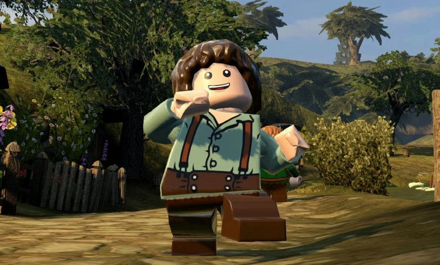 New Lego The Hobbit Launch Trailer And Screenshots