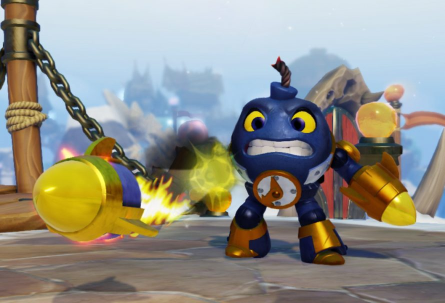 "Rumor: Next Skylanders Could Be Called ""Trap Team"""