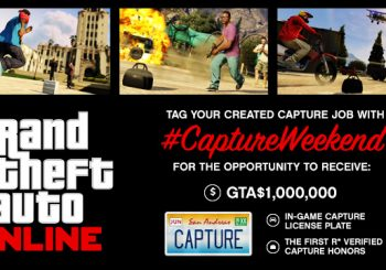 Grand Theft Auto Online Adds The Capture Creator In New Update