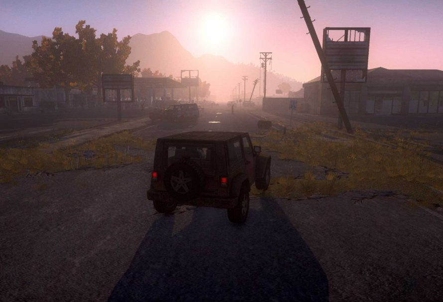 H1Z1 Gameplay Video Released
