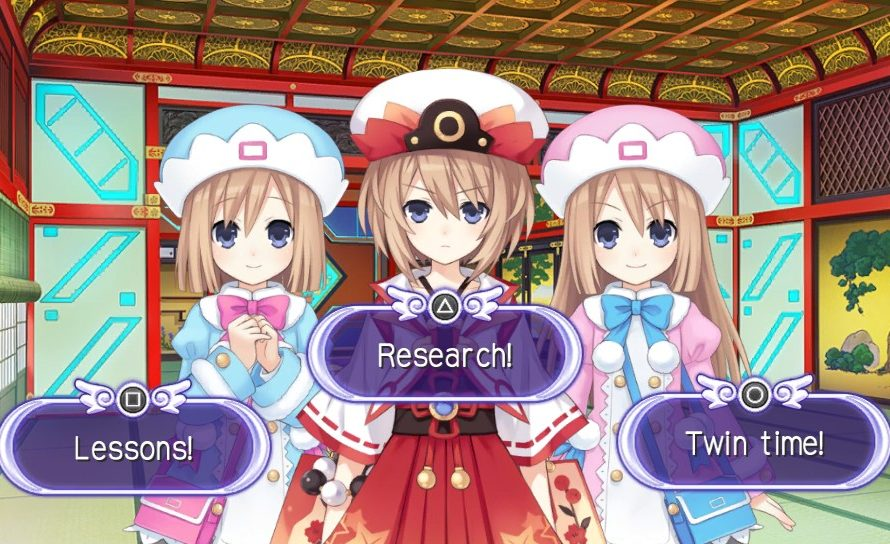 Hyperdimension Neptunia: Producing Perfection Debuts Character Trailers