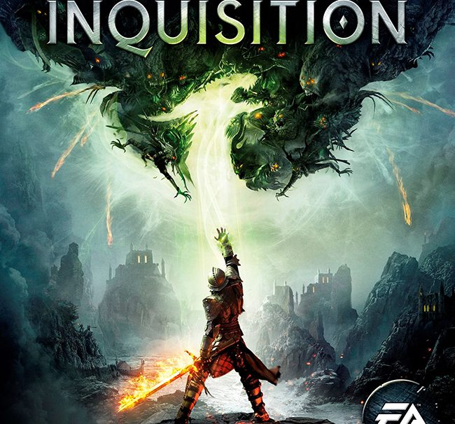 Dragon Age: Inquisition Receives Box Art