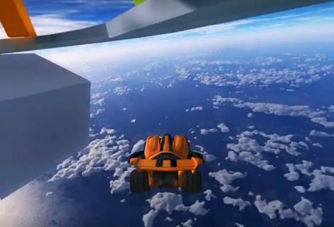 New Jet Car Stunts Trailer Released
