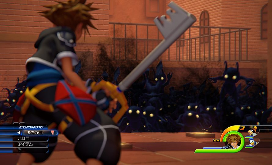 Famitsu Reveals More Exciting Details About Kingdom Hearts 3