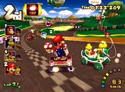 Nintendo Is Still Open To The Idea Of Dual Racers In Mario Kart