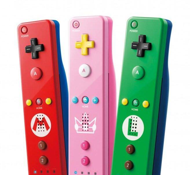 Nintendo Reveals Princess Peach Wii Remote Plus For US Release