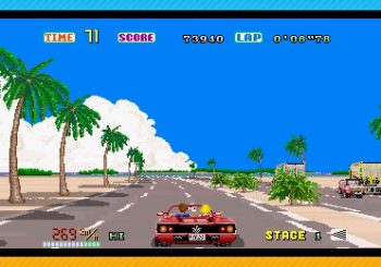 Outrun 3D Set To Arrive on Nintendo 3DS eShop in Japan Next Week