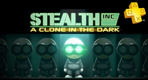 PS Plus Adds Stealth Inc. To The Instant Game Collection This Week