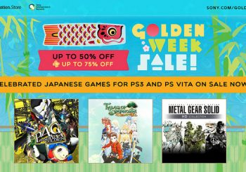 PlayStation Store Is Holding A Golden Week Sale For Japanese Games