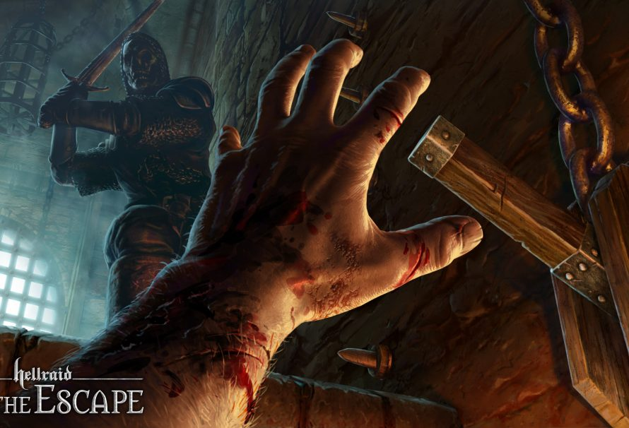 Hellraid: The Escape Shown Off In Footage On The iPad