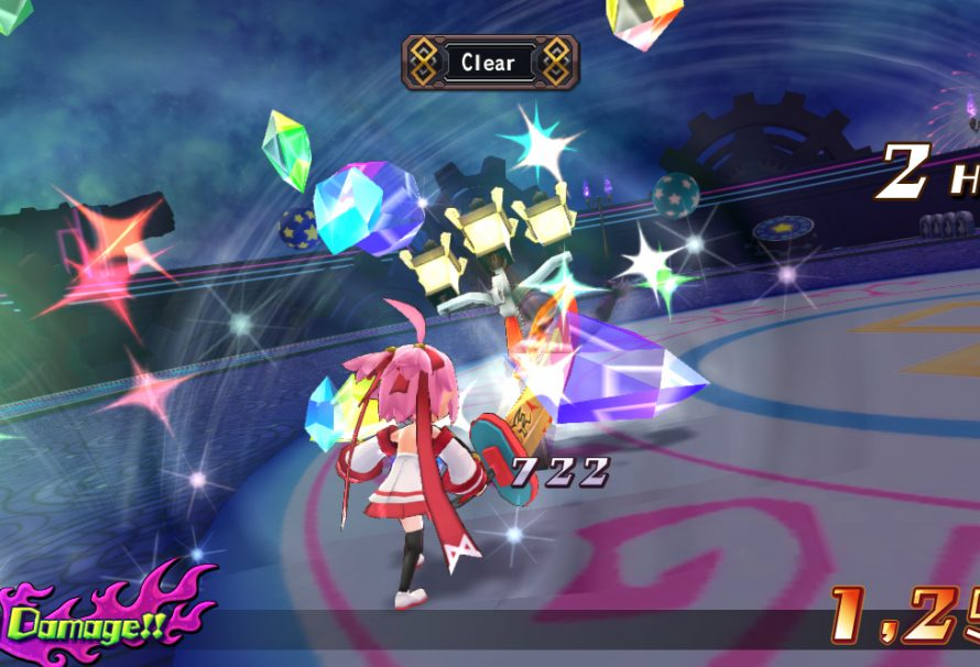 New Screenshots For Mugen Souls Z