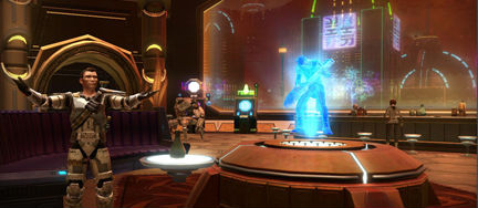 SWTOR Galactic Strongholds June Early Access delayed
