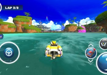 Sonic & All-Stars Racing Transformed Is Now Free For iOS And Android