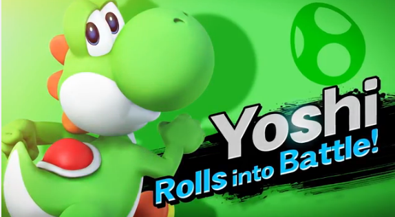 Yoshi Returns To Super Smash Bros. With A Major Change To His Stance