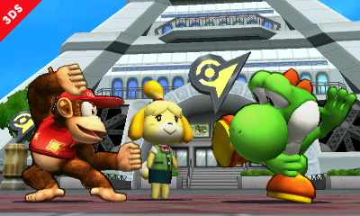 Super Smash Bros. Mostly Has The Same Assist Trophies In Both Games