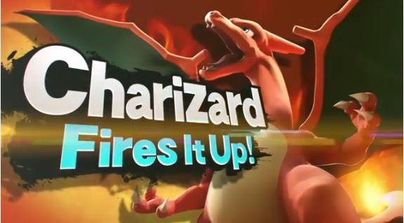 Nintendo Direct: Super Smash Bros. Reveals Charizard And Greninja