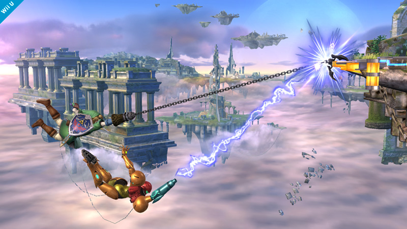 Upcoming Super Smash Bros. Gives Characters Longer Tether Recoveries