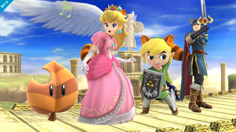 Super Smash Bros. Gives Raccoon Powers With New Item