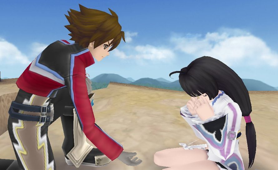 Tales of Hearts R compatible with the PlayStation TV