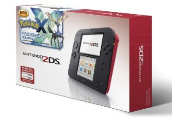 Nintendo 2DS With Pokemon X Is Only $99.99 On Target Website